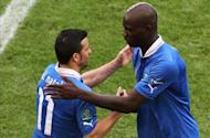 TEAM NEWS: Di Natale starts in place of Balotelli