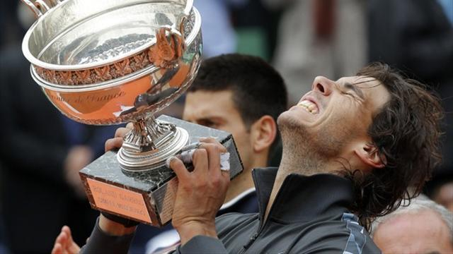French Open - Nadal 'will not get higher seeding' at Roland Garros
