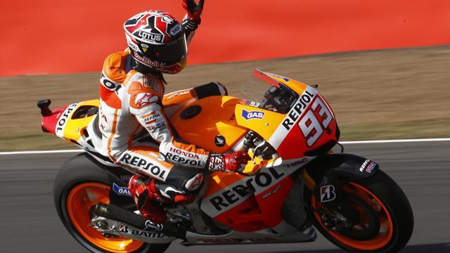 Motorcycling - Marquez doubted he'd be fit to race