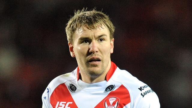 Rugby League - Shenton named Castleford skipper