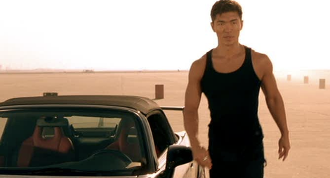 rick yune fast and furious images. Black Bedroom Furniture Sets. Home Design Ideas