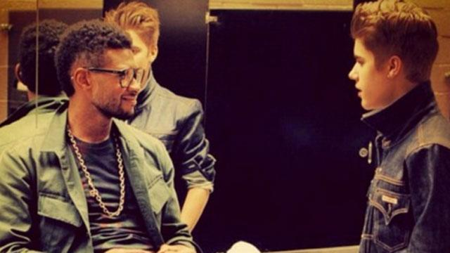 Usher Defends Justin Bieber Following Racist Remarks