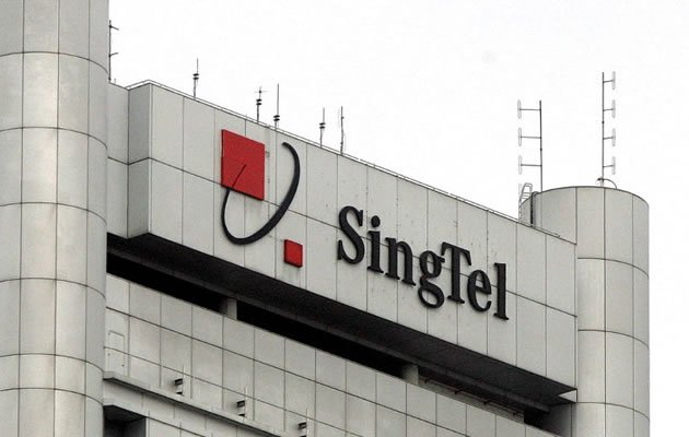 SingTel is slapped with a $380,000 fine by IDA and MDA for service disruptions on three occassions last year. (AFP file photo)