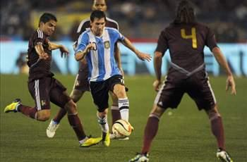World Cup Qualifying Preview: Argentina - Venezuela