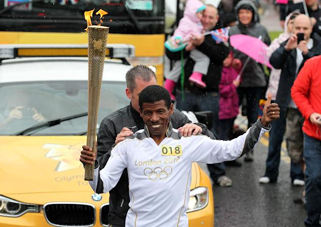 Day 29 - Olympic Torch Relay
