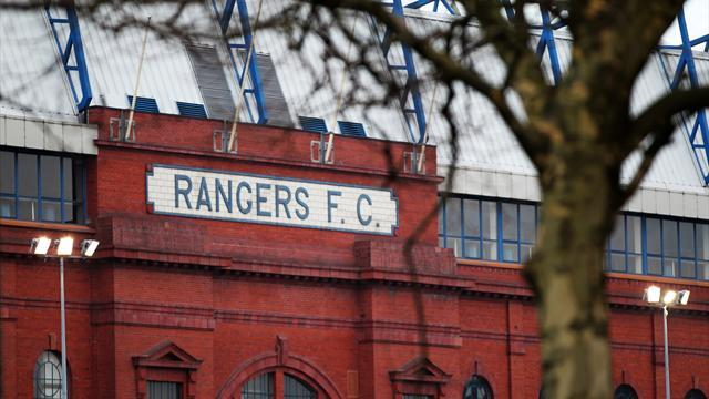 Football - Gers suspend chief scout