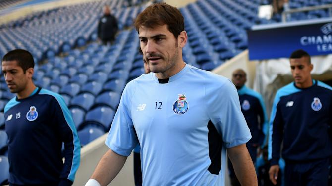 Casillas open to MLS move