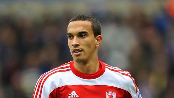 Seb Hines is a product of Middlesbrough's highly-rated youth system