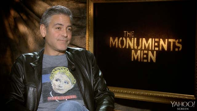'The Monuments Men' Insider Access: Clooney's 7