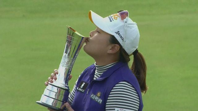 Inbee Park's Turnberry win seals Grand Slam