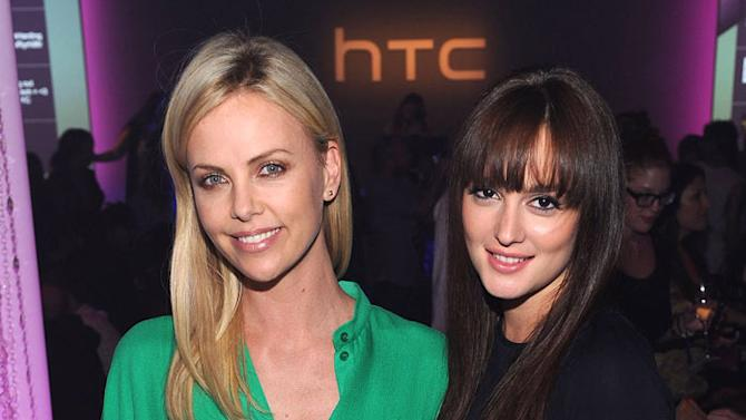Theron Meester HTC Launch