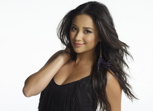 "Shay Mitchell as Emily Fields in ""Pretty Little Liars"". (Photo courtesy of ETC)"