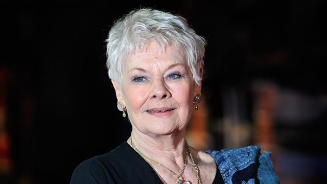Dame Judi Dench Among Millions With Macular Degeneration