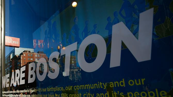 Boston Prepares For 2014 Marathon