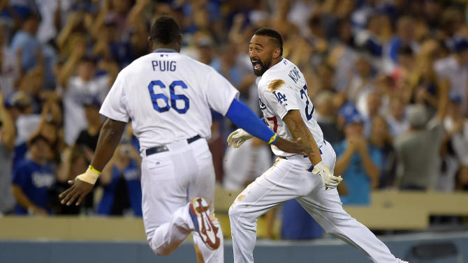 Dodgers beat Braves 3-2 for 5th straight win