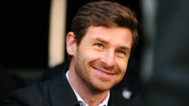 Football - Villas-Boas has plenty of festive spirit