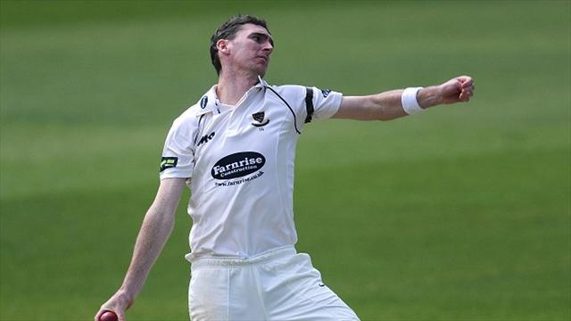 County - Sussex see off Derbyshire