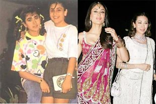 Bollywood Stars as Kids