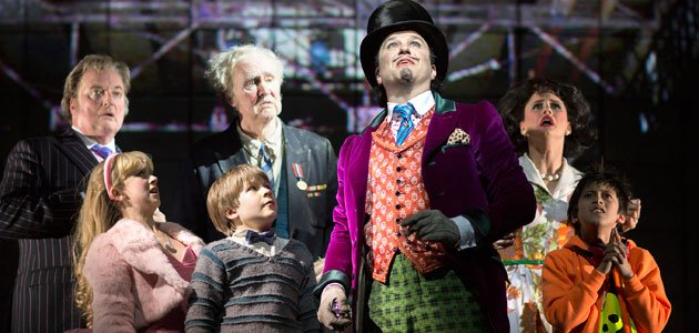 Charlie And The Chocolate Factory, Theatre Royal Drury Lane
