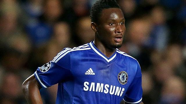 Serie A - Inter 'a possibility' for Obi Mikel confirms agent