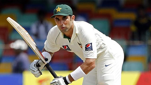 Cricket - Pakistan opt to bat in second South Africa Test
