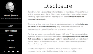 Why No One Cares About Your Brand image Disclosure