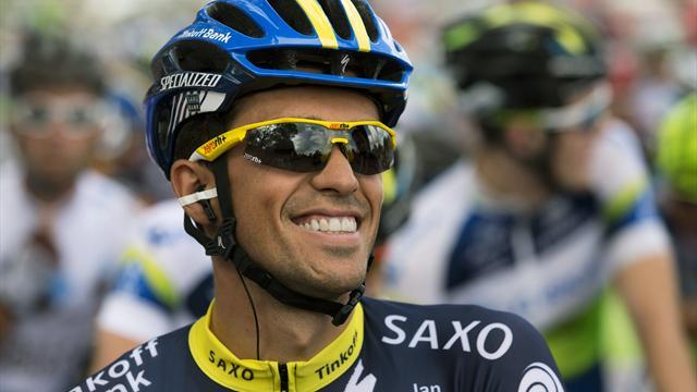 Cycling - Contador wins Tirreno-Adriatico, duel with Froome looms