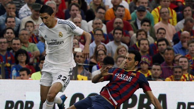 Liga - Factbox: Key head-to-heads in the 'Clasico'