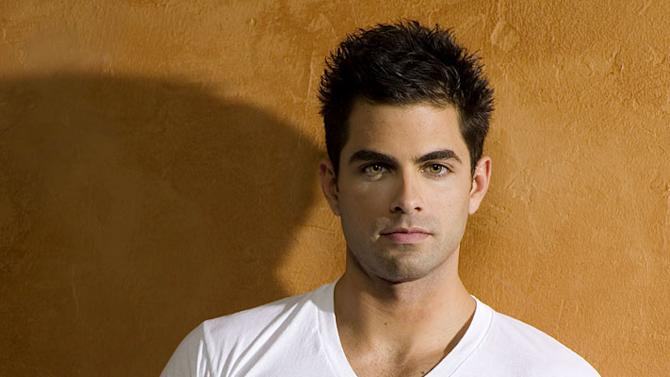 Adrian Bellani stars as Miguel in Passions on NBC.