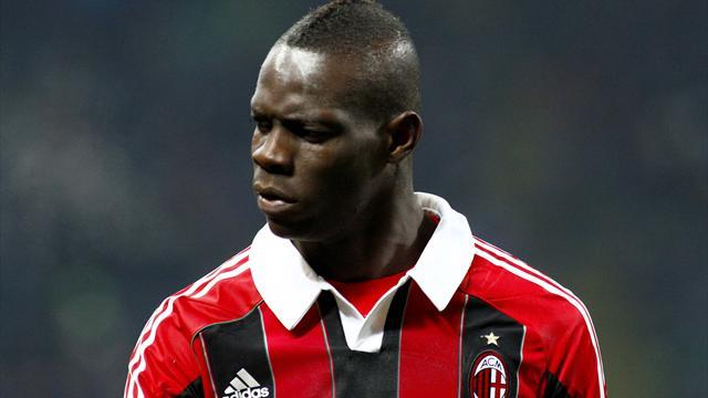 Serie A - Ronaldo warns Balotelli 'don't waste your talent'