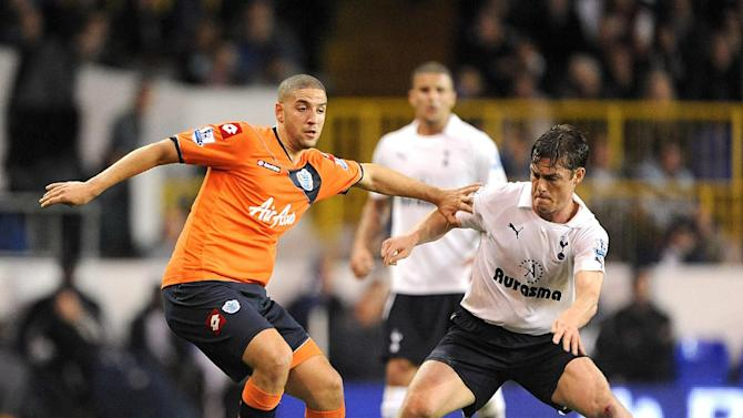 Scott Parker, right, might need to go under the knife to fix an Achilles tendon injury