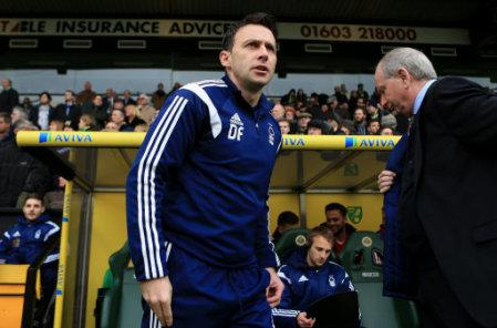 Soccer - Sky Bet Championship - Norwich City v Nottingham Forest - Carrow Road