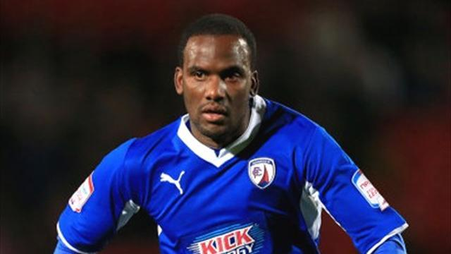 League Two - Chesterfield put pair on transfer list