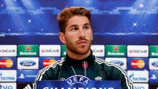 Champions League - Ramos: Madrid want revenge