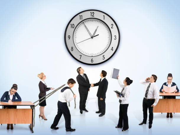 Six Tips for Office Time Management - Business Resource Center
