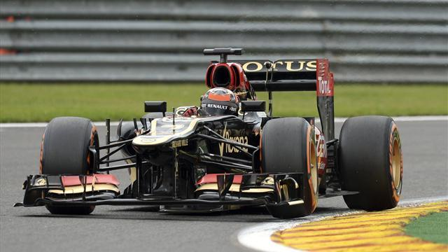 Formula 1 - Lotus talks with Quantum continue