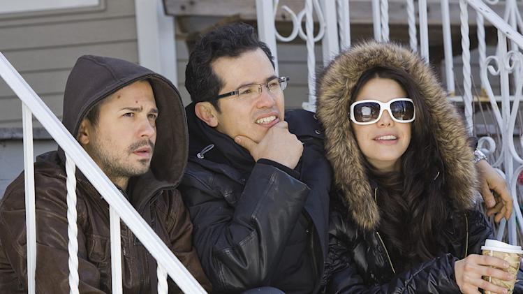 Nothing Like the Holidays Production Stills 2008 Overture Films Freddy Rodriguez John Leguizamo Vanessa Ferlito