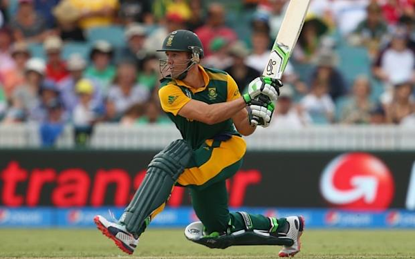 AB de Villiers becomes fastest cricketer to reach 9,000 ODI runs