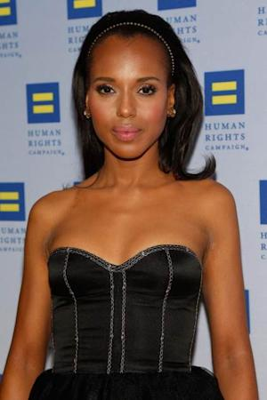 Kerry Washington LA 2013 -- Getty Images
