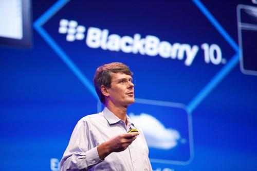 New BlackBerry 10 prototype phone announced, has QWERTY keyboard. RIM, Phones, BlackBerry, BB 10 0