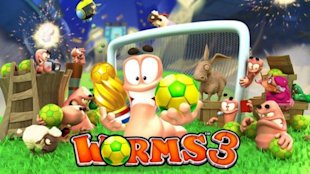 5 New iOS Games in 2014 You'll Want to Install image worms 3