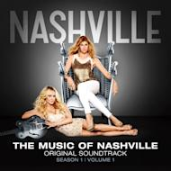 "This undated publicity photo provided by Big Machine Records shows the soundtrack album cover for ""Nashville,"" season 1, volume 1, the music of Nashville. (AP Photo/Big Machine Records)"