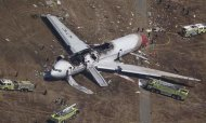 Asiana Plane Crash Lands: 'No Engine Problems'