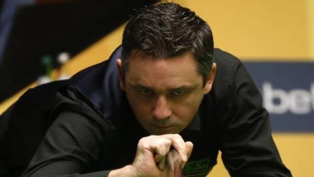 Snooker - Higgins dumped out by McManus in first round
