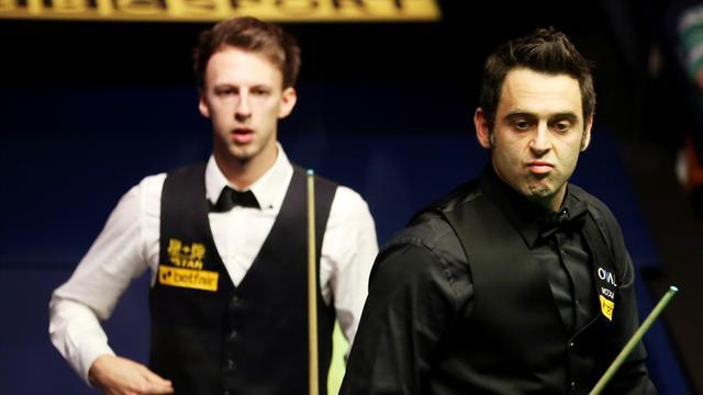 Snooker - O'Sullivan v Hawkins: World Championship final LIVE