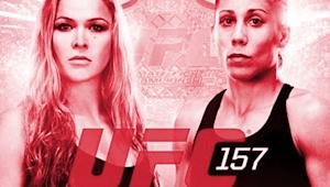 UFC 157 Draws Best Attendace for Promotion at Honda Center, Solid Gate