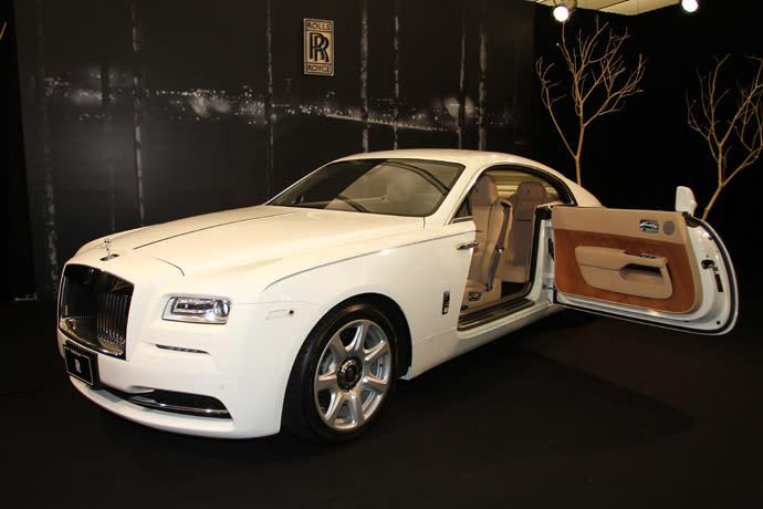 [CARVIDEO 汽車視界] 車壇直擊—Rolls-Roys Wraith發表