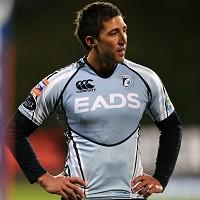 Gavin Henson will be sidelined for six weeks with a 'minor fracture to his cheekbone'