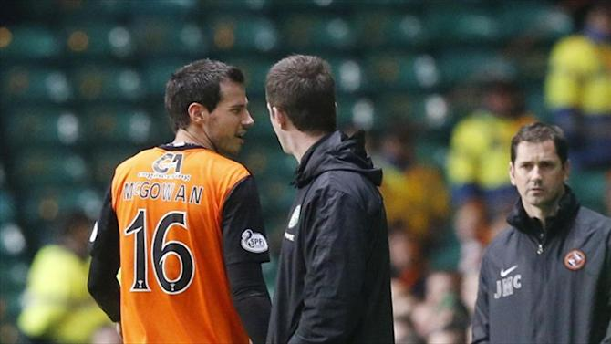 Football - McGowan banned for two games
