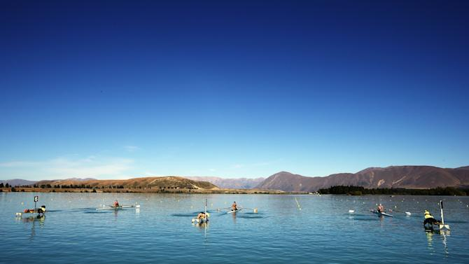 New Zealand Rowing Championships